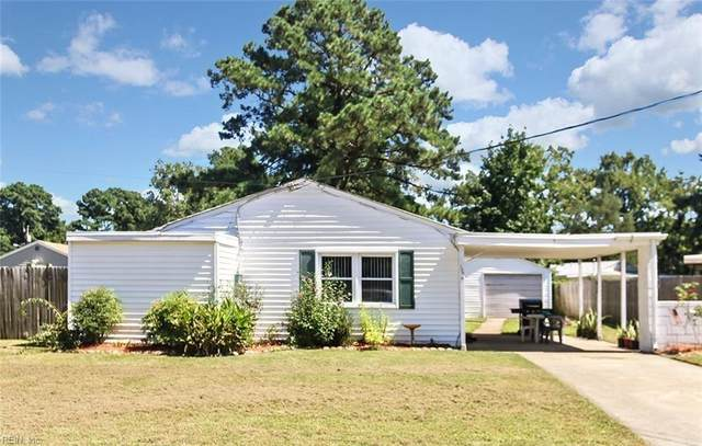 120 York Dr, Portsmouth, VA 23702 (#10401513) :: RE/MAX Central Realty