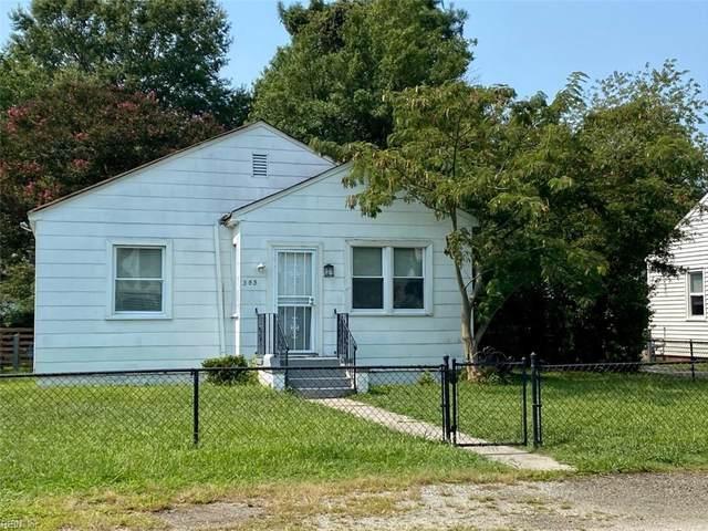 505 Highland Ave, Hampton, VA 23661 (#10401522) :: Abbitt Realty Co.