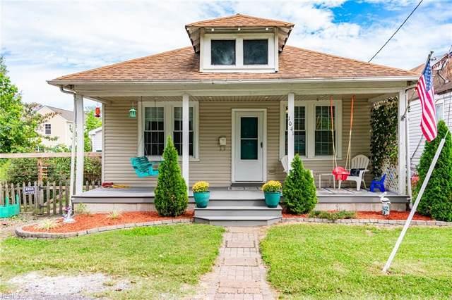 1041 Rosemont Ave, Chesapeake, VA 23324 (MLS #10401543) :: AtCoastal Realty