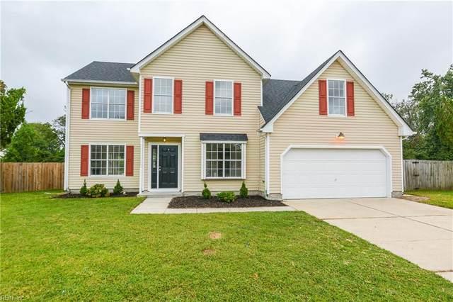 119 Woodlake Ter, Suffolk, VA 23434 (#10401559) :: Team L'Hoste Real Estate