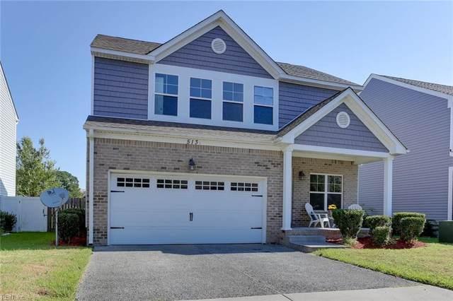513 Hamilton Ave B, Portsmouth, VA 23707 (MLS #10401568) :: AtCoastal Realty