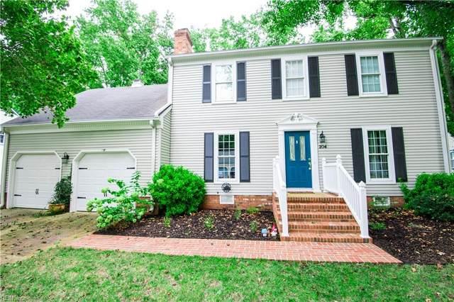 204 Drummonds Way, Hampton, VA 23669 (#10401579) :: Verian Realty
