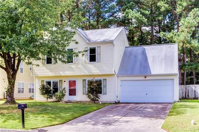 626 Aylesbury Dr, Newport News, VA 23608 (#10401582) :: Berkshire Hathaway HomeServices Towne Realty