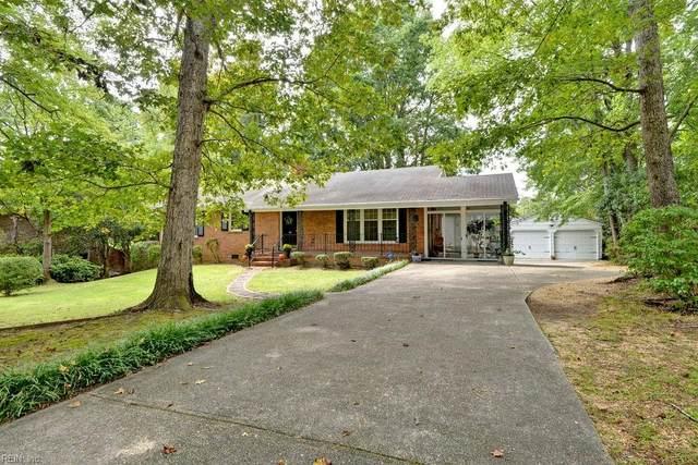 106 Hermitage Rd, James City County, VA 23188 (#10401624) :: Team L'Hoste Real Estate