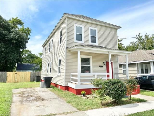 1804 Richmond Ave, Portsmouth, VA 23704 (#10401627) :: Abbitt Realty Co.