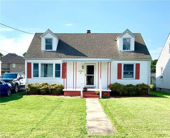 3812 Kingman Ave, Portsmouth, VA 23701 (#10401638) :: The Kris Weaver Real Estate Team