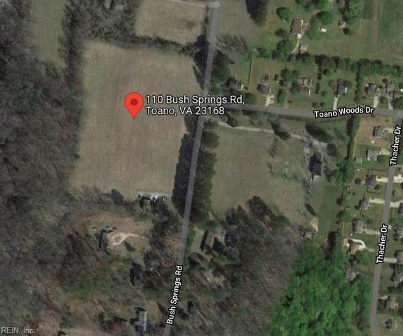 110 Bush Springs Rd, James City County, VA 23168 (#10401661) :: Berkshire Hathaway HomeServices Towne Realty