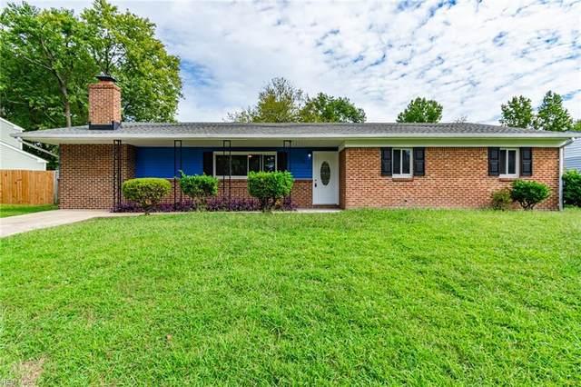 3012 Aaron Dr, Chesapeake, VA 23323 (#10401675) :: The Kris Weaver Real Estate Team