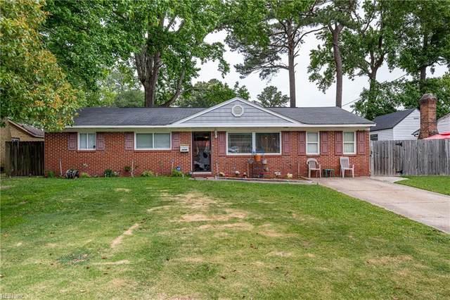 3436 Stancil St, Virginia Beach, VA 23452 (#10401677) :: The Kris Weaver Real Estate Team