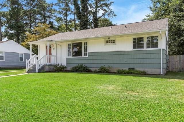 28 Warren Dr, Portsmouth, VA 23701 (#10401710) :: The Kris Weaver Real Estate Team