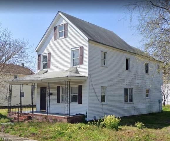 1153 29th St, Newport News, VA 23607 (#10401745) :: Berkshire Hathaway HomeServices Towne Realty