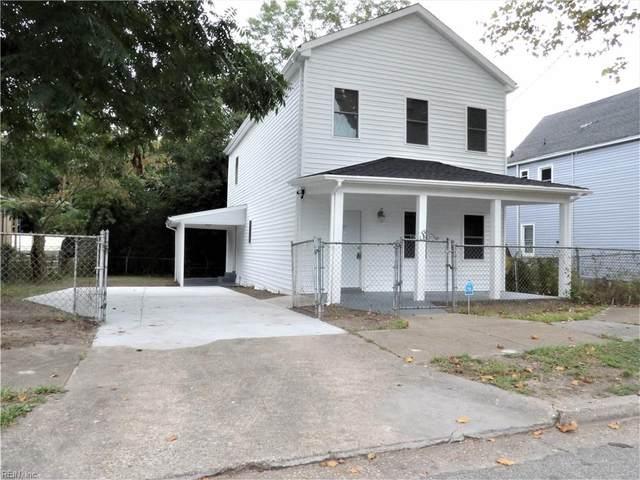 1128 21st St, Newport News, VA 23607 (#10401764) :: Atlantic Sotheby's International Realty