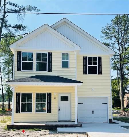 93 Patnor Dr, Portsmouth, VA 23701 (#10401769) :: The Kris Weaver Real Estate Team