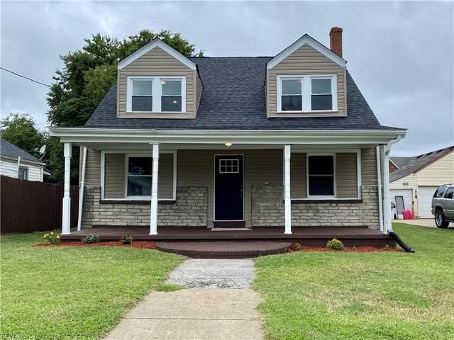 1532 Wilcox Avenue Ave, Portsmouth, VA 23704 (#10401784) :: Abbitt Realty Co.