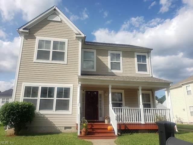 30 Regal Way, Hampton, VA 23669 (#10401786) :: Berkshire Hathaway HomeServices Towne Realty