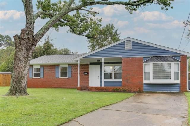 701 Whitney Ct, Hampton, VA 23669 (#10401790) :: Verian Realty