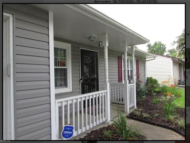 1217 Eaglewood Dr, Virginia Beach, VA 23454 (MLS #10401795) :: AtCoastal Realty
