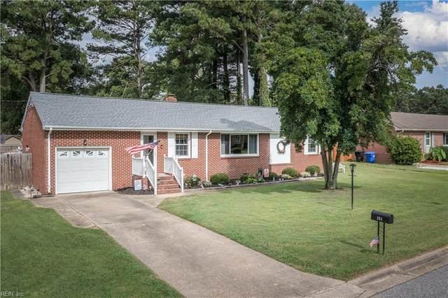 304 Dominion Rd, Portsmouth, VA 23701 (#10401813) :: The Kris Weaver Real Estate Team