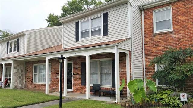 71 Towne Square Dr #71, Newport News, VA 23607 (#10401832) :: Atlantic Sotheby's International Realty