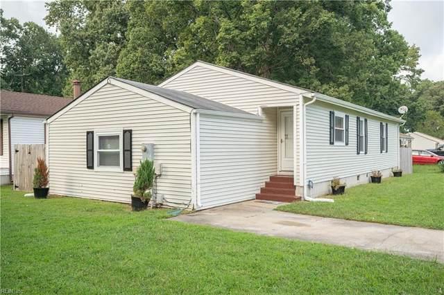 2044 Weber Ave, Chesapeake, VA 23320 (#10401837) :: Atlantic Sotheby's International Realty