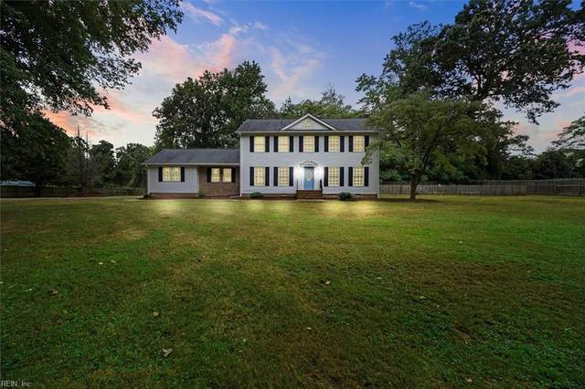 3443 Old Stage Rd, James City County, VA 23168 (#10401839) :: Berkshire Hathaway HomeServices Towne Realty