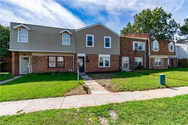 4021 Holly Cove Dr, Chesapeake, VA 23321 (#10401842) :: Verian Realty