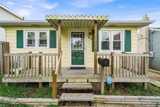 1024 Calloway Ave, Chesapeake, VA 23324 (MLS #10401844) :: AtCoastal Realty