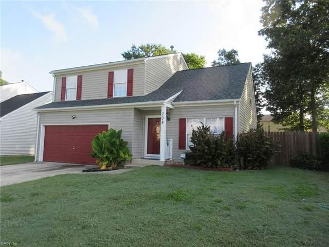 708 Galleon Dr, Newport News, VA 23608 (#10401851) :: Berkshire Hathaway HomeServices Towne Realty