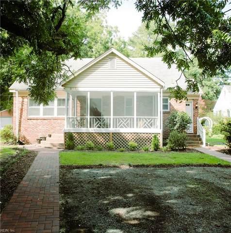 817 E Little Back River Rd, Hampton, VA 23669 (#10401857) :: The Kris Weaver Real Estate Team