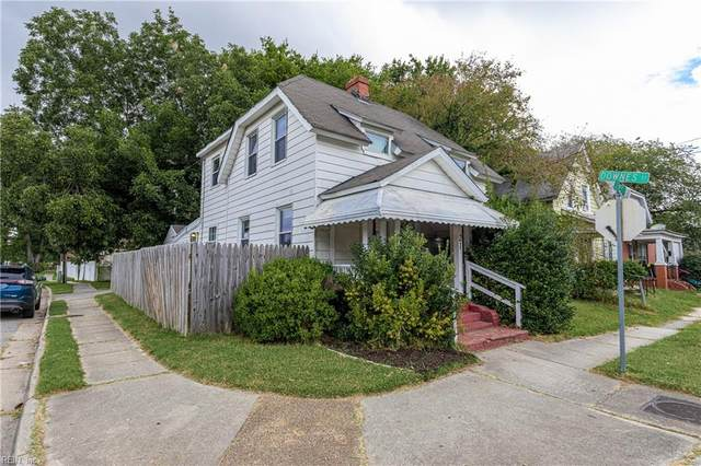 21 Dewey St, Portsmouth, VA 23704 (#10401885) :: Austin James Realty LLC