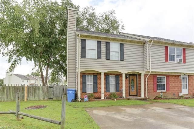 820 Huntly Ct, Chesapeake, VA 23320 (MLS #10401889) :: AtCoastal Realty