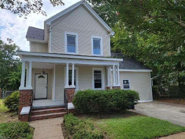 1242 28th St, Newport News, VA 23607 (#10401900) :: Berkshire Hathaway HomeServices Towne Realty