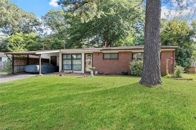 1209 Santeetlah Ave, Chesapeake, VA 23325 (MLS #10401910) :: AtCoastal Realty