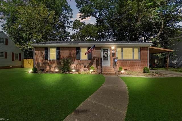 3816 Dartmouth St, Portsmouth, VA 23707 (#10401918) :: The Kris Weaver Real Estate Team