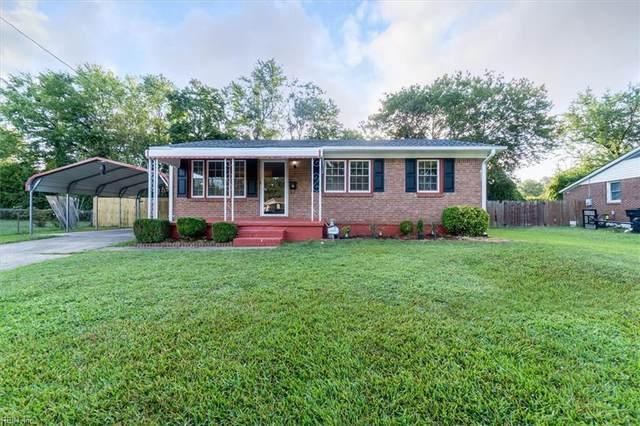 808 Liston Ln, Portsmouth, VA 23701 (#10401922) :: Berkshire Hathaway HomeServices Towne Realty