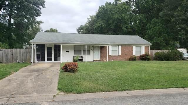 101 Osage St, Virginia Beach, VA 23462 (#10401926) :: The Kris Weaver Real Estate Team