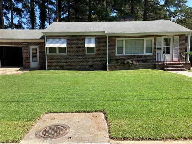 210 Military Rd, Suffolk, VA 23434 (#10401928) :: RE/MAX Central Realty