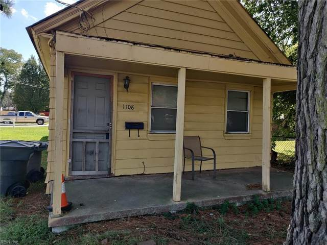 1108 N Mallory St, Hampton, VA 23663 (#10401931) :: Berkshire Hathaway HomeServices Towne Realty