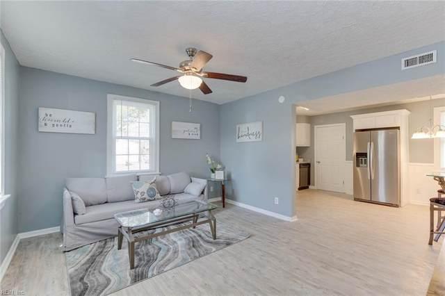 708 Maryland Ave, Hampton, VA 23661 (MLS #10401940) :: AtCoastal Realty