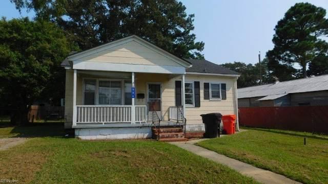 906 Sawyer St, Elizabeth City, NC 27909 (MLS #10401970) :: AtCoastal Realty