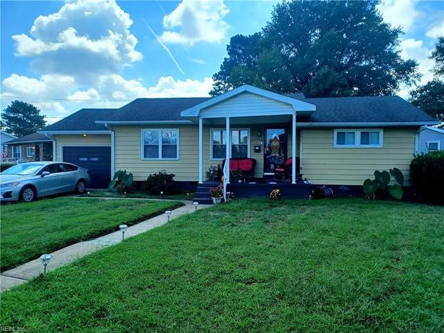 512 Tazewell St, Portsmouth, VA 23701 (#10401987) :: Berkshire Hathaway HomeServices Towne Realty