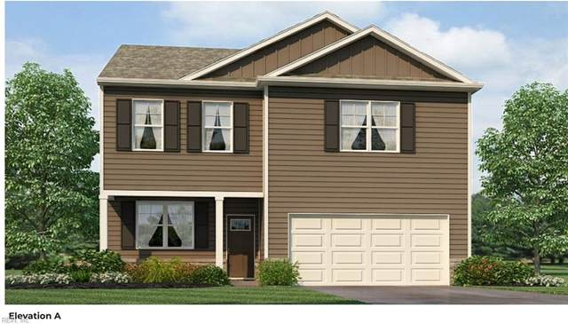 7330 Fougere Pl, New Kent County, VA 23124 (#10401991) :: Verian Realty