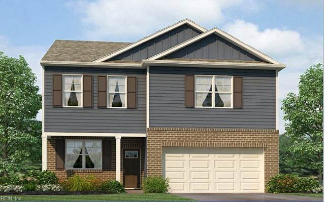 7310 Fougere Pl, New Kent County, VA 23124 (#10402025) :: Verian Realty