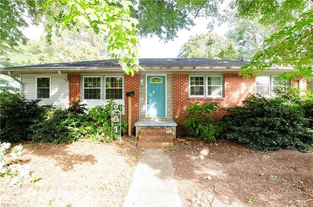 201 Wedgewood Dr, Newport News, VA 23601 (#10402028) :: Berkshire Hathaway HomeServices Towne Realty