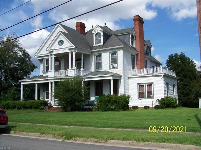 200 S High St, Franklin, VA 23851 (#10402060) :: The Kris Weaver Real Estate Team
