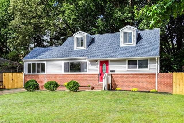 473 Brian Ave, Virginia Beach, VA 23462 (#10402065) :: Berkshire Hathaway HomeServices Towne Realty