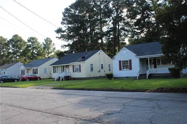 705+ Chestnut St, Franklin, VA 23851 (#10402083) :: The Kris Weaver Real Estate Team