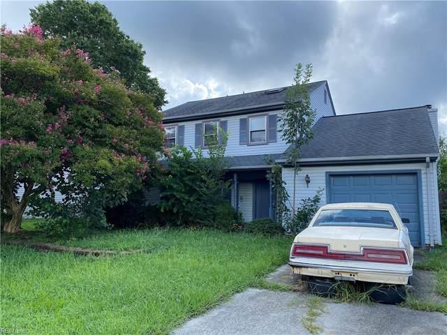 772 Dawn Ter, Newport News, VA 23601 (#10402087) :: Berkshire Hathaway HomeServices Towne Realty