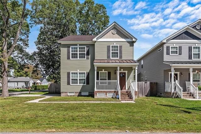 646 Dale St, Hampton, VA 23661 (#10402099) :: Atlantic Sotheby's International Realty