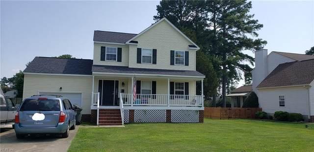 17 Church St, Poquoson, VA 23662 (#10402102) :: Berkshire Hathaway HomeServices Towne Realty